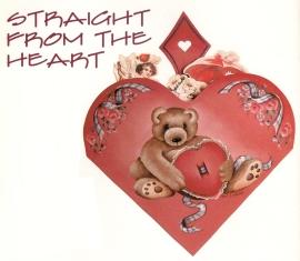 heart note holder