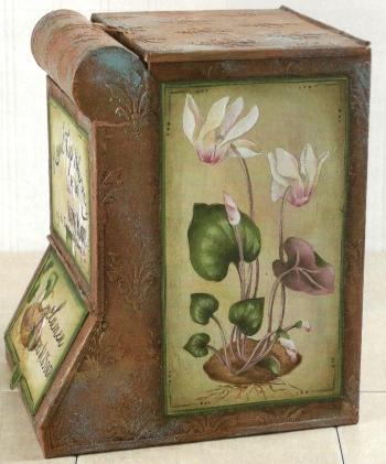 Mercantile Box