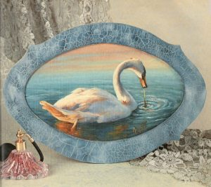 Swan tray featured