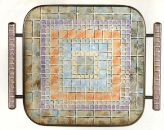 mosaic turntable 2