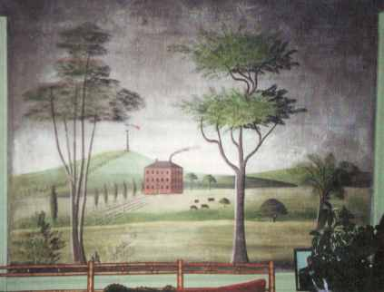 Parlor, New Hampshire house