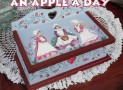 Apple Maidens Recipe Box