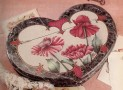Poppies Heart Box