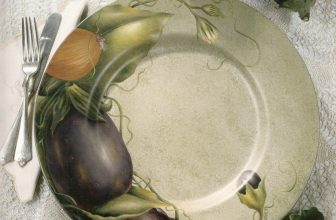 Melanzana (Eggplant Parmesan) Plate