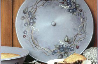 Blueberries Pie Keeper